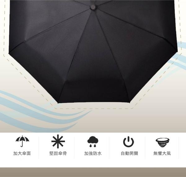 【2支免運費 進口8K 耐風骨架 摺疊傘】一鍵自動開傘 雨傘 晴雨傘 自動傘 折疊傘 陽傘 摺疊傘