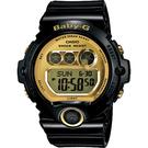 CASIO 卡西歐 Baby-G 經典率性運動錶-黑 BG-6901-1DR / BG-6901-1