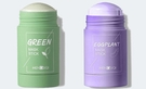 綠茶固體面膜 控油面膜棒 清潔面膜 泥面膜 現貨供應【宇庭飾品店】
