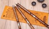 專業高檔演奏苦竹笛子