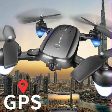 空拍機 寶貝星GPS 無人機航拍器4K高清專業飛行器遙控飛機直升神器2000米 DF 維多原創