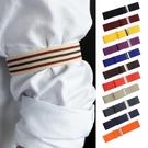 1對裝女士男士臂環手環2.5cm襯衫袖環彈性臂帶歐美袖箍新款調酒師 黛尼時尚精品