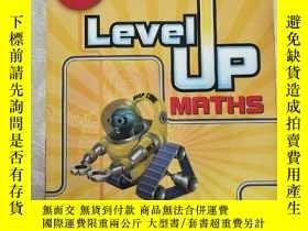 二手書博民逛書店Level罕見Up Maths—Levels 6-7Y233756 LiveText 出版2008