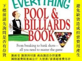 二手書博民逛書店The罕見Everything Pool & Billiards BookY410016 Amy Wall E