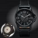 【萬年鐘錶】LUMINOX 雷明時 野戰部隊 自動上鍊機械錶 Day-Date 系列 透明背蓋 43mm 黑x黑 LM-A1801.BO