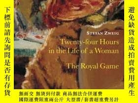 二手書博民逛書店Twenty罕見Four Hours In The Life Of A Woman And The Royal G