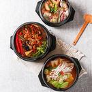 【男人幫】F1053-3*韓國有邊陶鍋 附贈專屬耐高溫塑膠鍋底