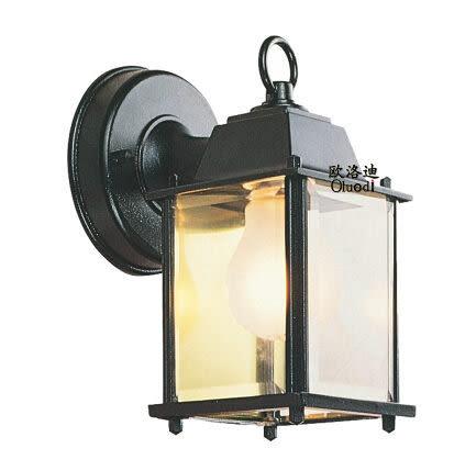 設計師美術精品館戶外燈 防水壁燈簡約小方燈陽台燈室外庭院燈具露天亭子壁燈
