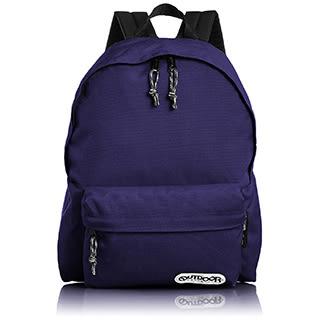 Outdoor Products 超輕量繽紛原色後背包 (高41CM)-紫色