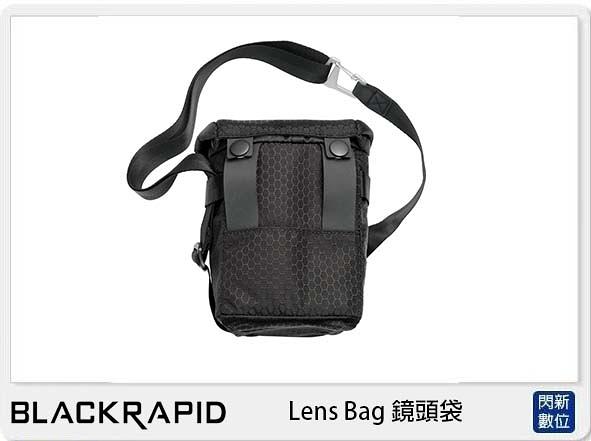 BlackRapid 快槍俠BT精品系列 Lens Bag 鏡頭袋 時尚蜂巢網紋織布(公司貨)