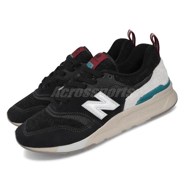 New Balance 休閒鞋 NB 997 黑 灰 男鞋 女鞋 運動鞋 復古慢跑鞋 【ACS】 CM997HXSD