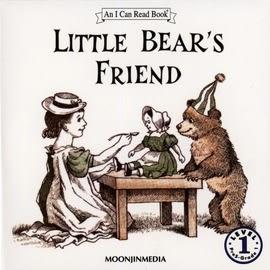 〈汪培珽英文書單〉An I Can Read系列 LITTLE BEAR'S FRIEND L1 (單CD)