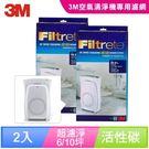 【3M專櫃】超濾淨型空氣清淨機 6/10...