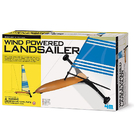 【4M】03911 科學探索-風動快艇 Wind Powered Landsailer