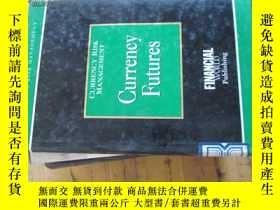 二手書博民逛書店c0008精裝currency罕見futures19636 Br