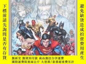 二手書博民逛書店injustice罕見gods among us year fo