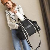 短途旅行包女手提大容量行李包女輕便簡約出差旅行袋大防水健身包