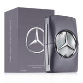 Mercedes Benz Man Grey 賓士輝煌之星男性淡香水 100ml【5295我愛購物】