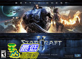 [7美國直購] 2018 amazon 亞馬遜暢銷軟體 Starcraft II: Battle Chest - PC Mac