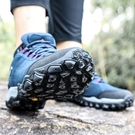 登山鞋男夏季防水透氣徒步鞋女輕便爬山運動鞋耐磨防滑戶外鞋