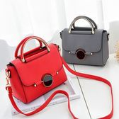 手提包 女包2018新款包包定型甜美時尚手提包新品LJ8180『miss洛羽』