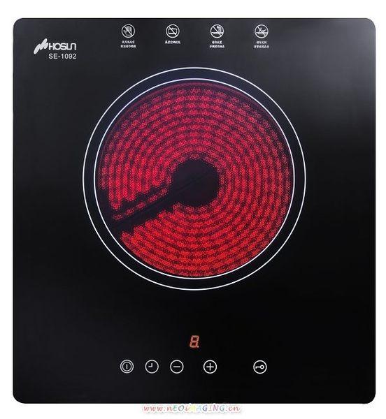 《修易生活館》豪山HOSUN 瓦斯爐系列 電陶爐SE-1092 安裝費另計