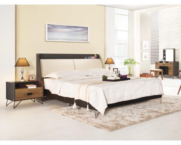 床頭櫃【YUDA】柏德 1.8尺 床頭櫃/床邊櫃/床邊箱 J8M 043-6