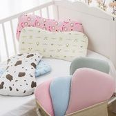 新生嬰兒枕頭兒童寶寶防偏頭定型枕棉質吸汗透氣夏0-3-6個月1-5歲 全館免運 可大量批發