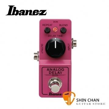 Ibanez mini Analog Delay 迷你類比延遲效果器
