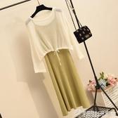 防曬衣 冰絲針織衫罩衫女寬鬆短款夏季薄款配吊帶裙子外搭防曬衫鏤空上衣 圖拉斯3C百貨