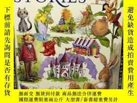 二手書博民逛書店100罕見CLASSIC STORIES 經典兒童故事100篇Y27964 EDITED BY VIC PAR