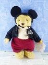 【震撼精品百貨】日本日式精品_熊_Bear~絨毛玩偶-米老鼠泰迪熊