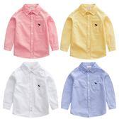 2男童3女童4寶寶5兒童6春秋7小狗8長袖9歲10純棉11襯衫12白藍紅色 熊貓本
