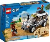 樂高LEGO CITY 野生動物園越野車 60267 TOYeGO 玩具e哥