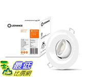 [COSCO代購] W123085 歐司朗星皓4吋7W LED投射崁燈