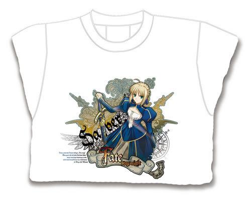 Fate/stay night-T恤(2)-M