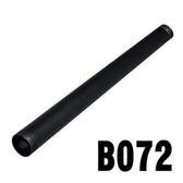 特力屋工業風-72cm直管(黑色-六分)
