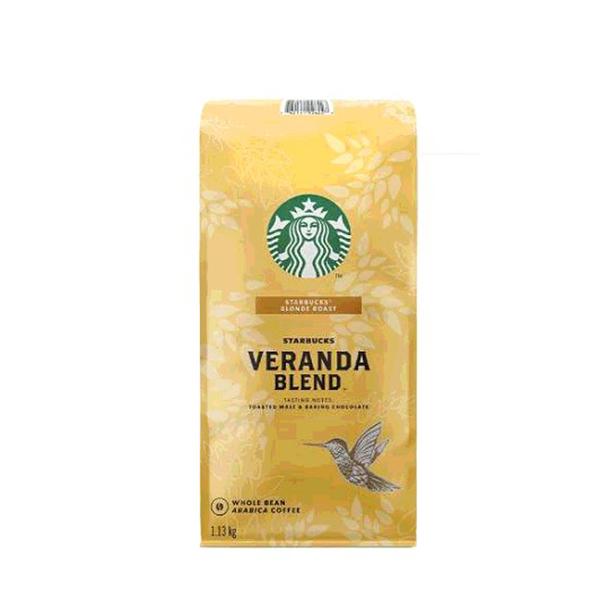 [COSCO代購] C648080 STARBUCKS VERANDA BLEND 黃金烘焙綜合咖啡豆 每包1.13公斤