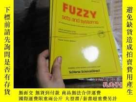 二手書博民逛書店fuzzy罕見sets and systems vol 216