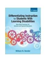 二手書博民逛書店《Differentiating Instruction for Students with Learning Disabilities》 R2Y ISBN:141299859X