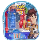 玩具總動員4 Toy Story 背著走玩具總動員黏土組
