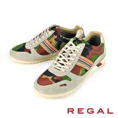 【REGAL】休閒時尚運動鞋 迷彩(W23C-KA3C)