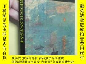 二手書博民逛書店英文原版罕見Impressionism. by Phoebe Pool 多圖Y7215 Phoebe Pool