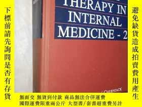 二手書博民逛書店Current罕見Therapy in Internal Med