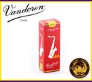 【小麥老師 樂器館】法國 Vandoren JAVA 紅盒 次中音薩克斯風竹片 2 1/2號 薩克斯風 竹片