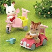 《 森林家族 - 日版 》嬰兒腳踏車組╭★ JOYBUS玩具百貨