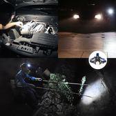 LED頭燈強光充電感應遠射3000頭戴式手電筒超亮夜釣捕魚礦燈「青木鋪子」