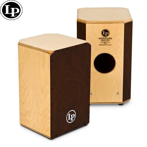 【非凡樂器】LP手工木箱鼓 LP-1437 / 贈鼓袋 Americana Cajon - String Style