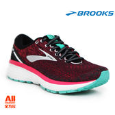 【BROOKS】女款避震型慢跑鞋 GHOST 11 -黑粉(771D017)-【全方位運動戶外館】