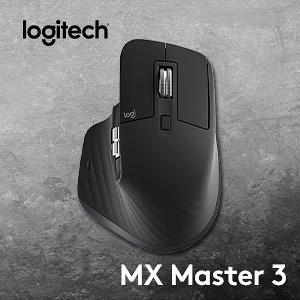羅技 Logitech MX Master 3 無線滑鼠